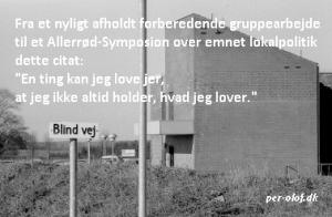 En belæring fra Allerød Kommune